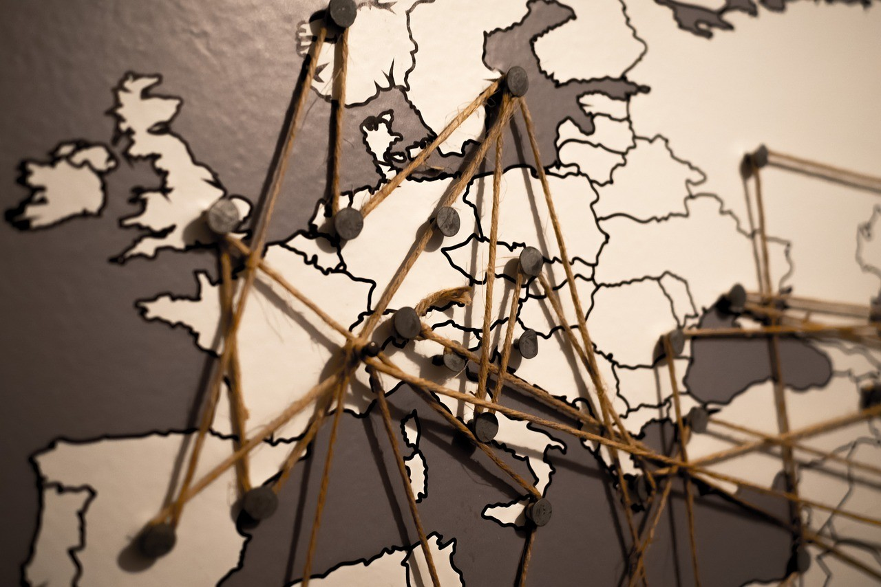 Gérer une Relation Longue Distance internationale, dans des pays différents